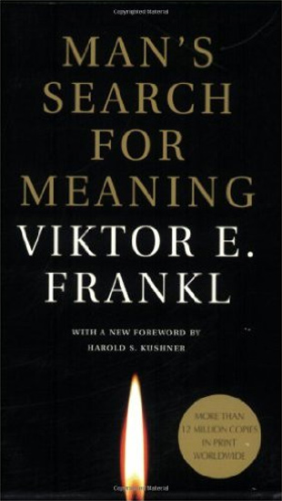 "Book Recommendation - ""Man's Search for Meaning"" by Viktor E. Frankl"