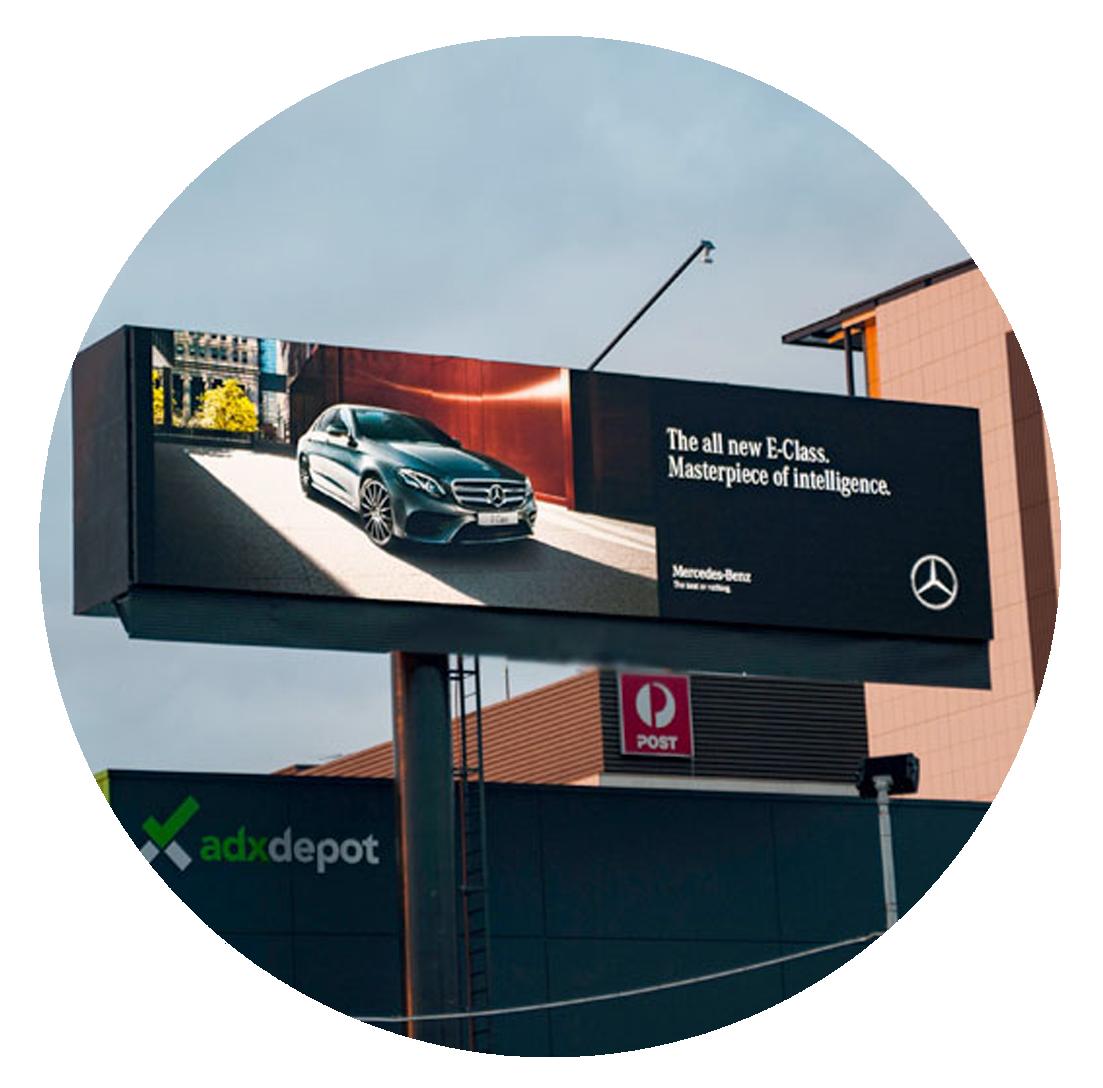 Visua Billboard LED