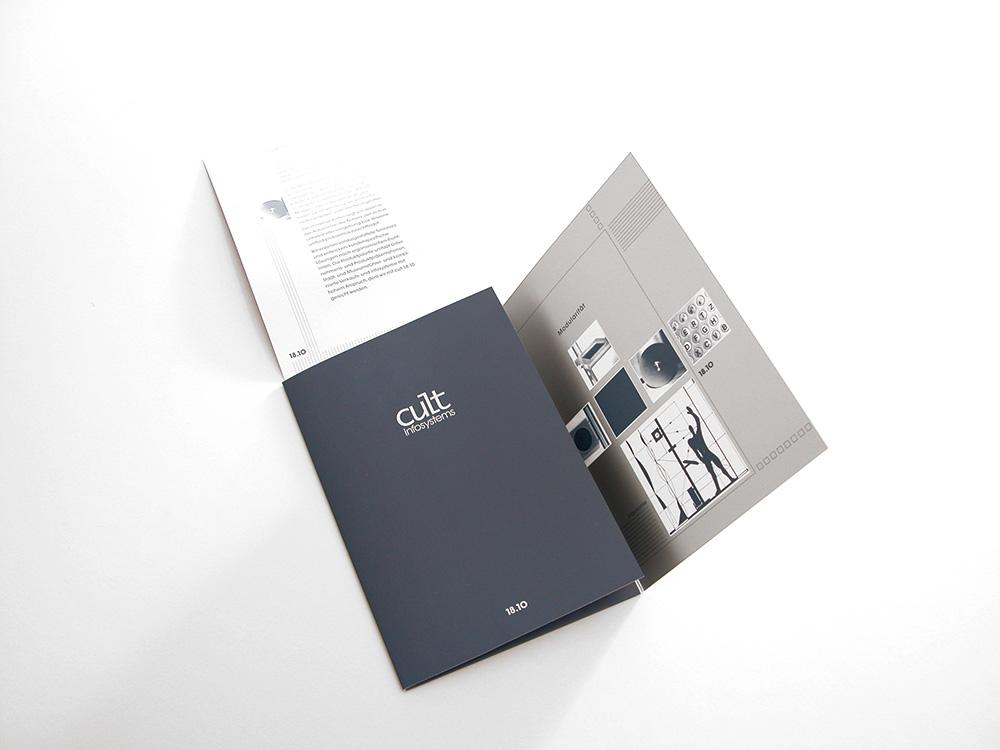 cult group Terminal Broschüre