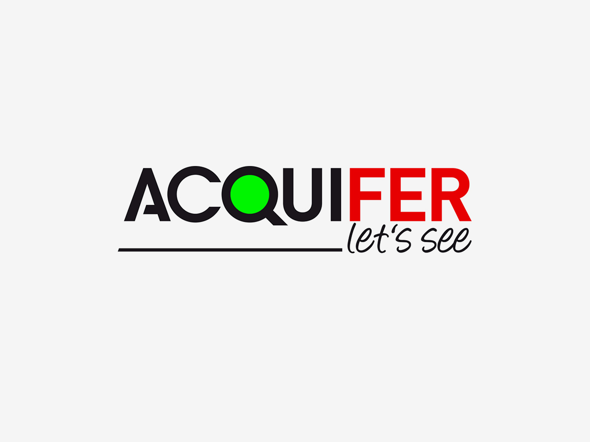 Acquifer Logo Design