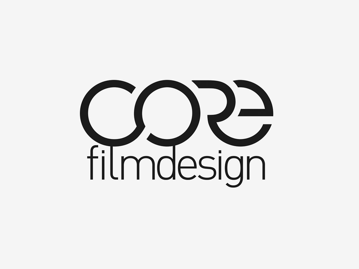 Core Filmdesign Logo Design