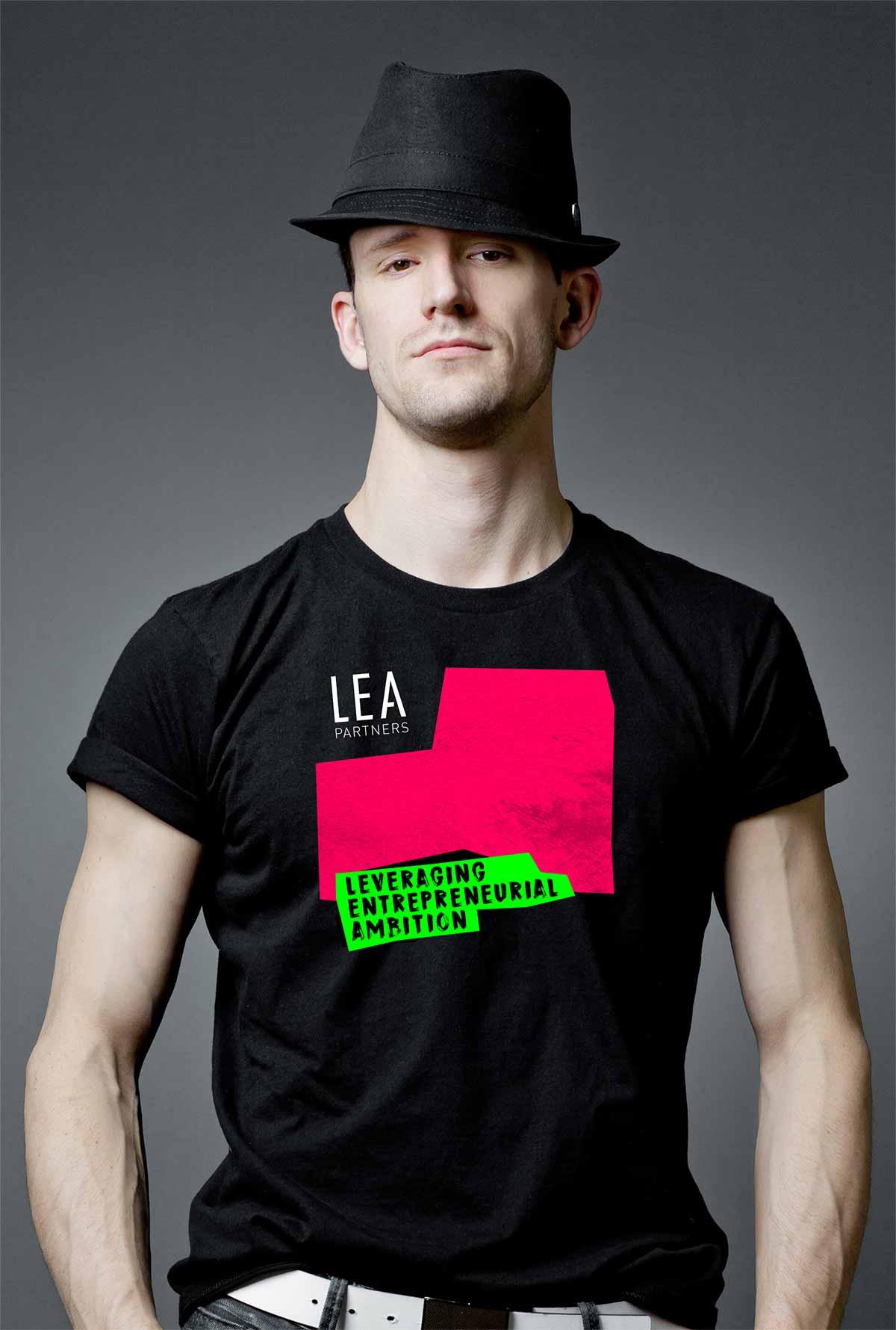 LEA Partners T-Shirt Design