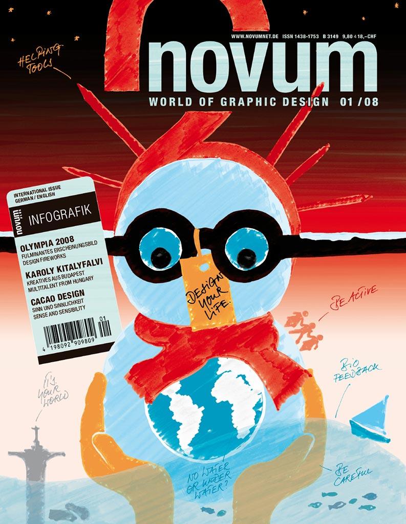 novum Cover Design