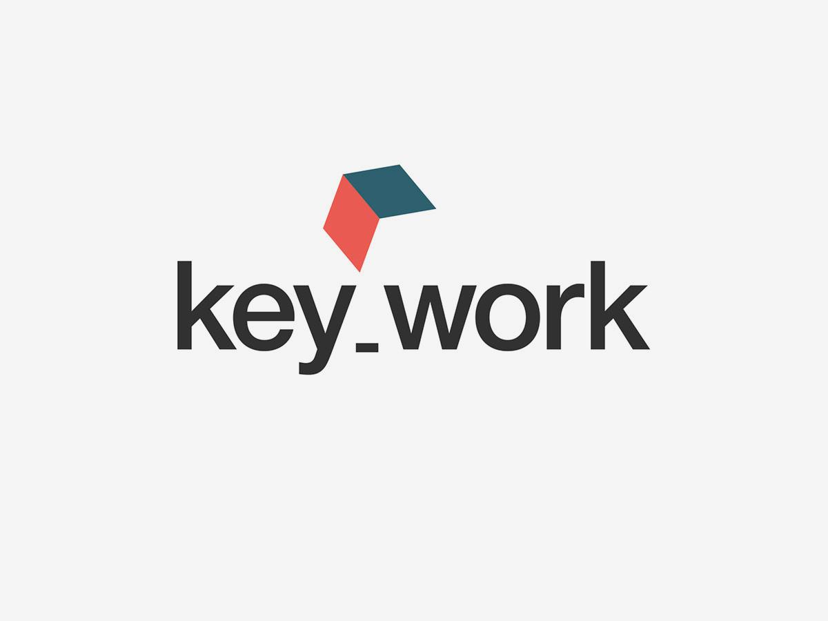 Key Work Logo Design, Studie