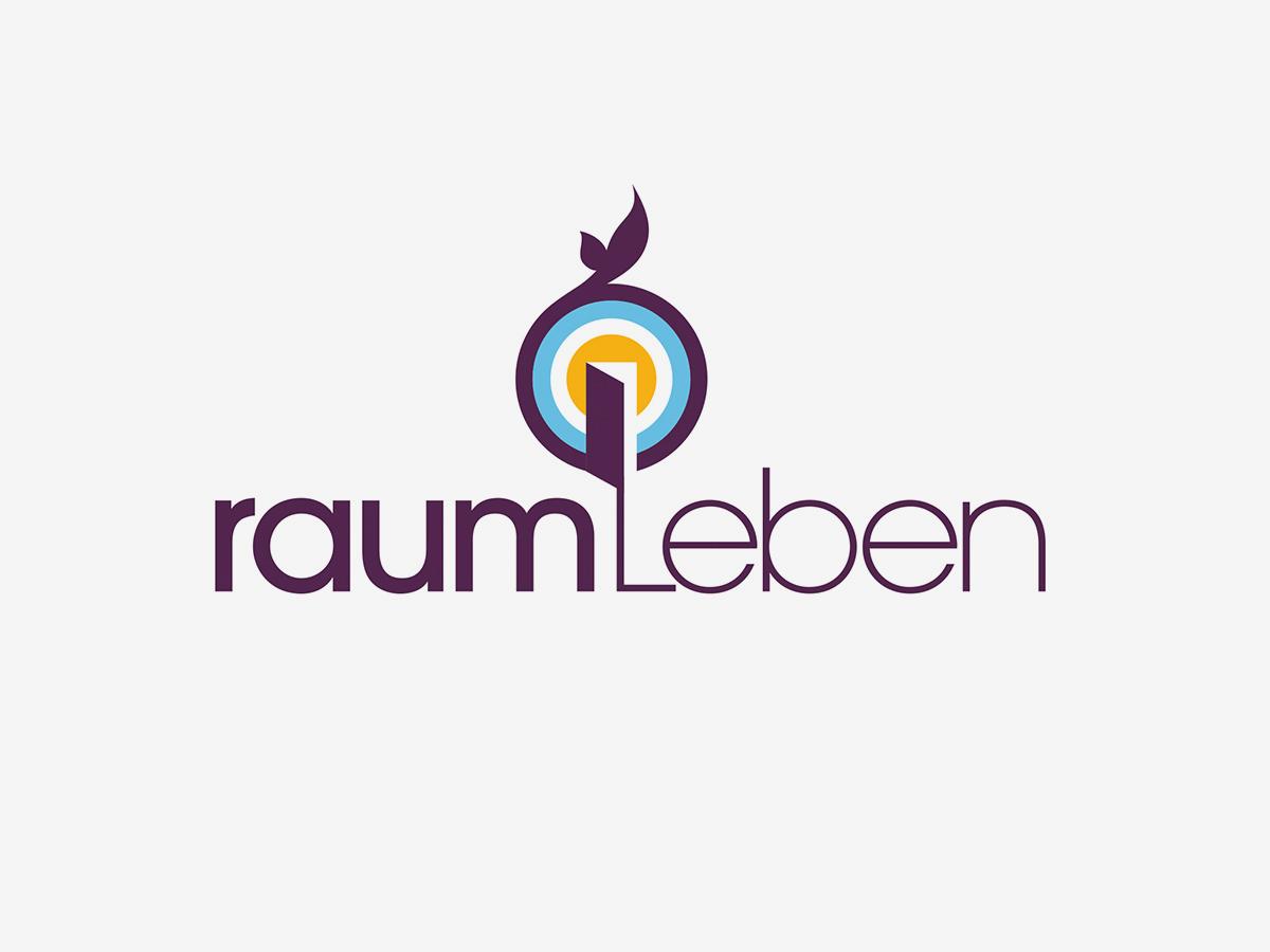 Raumleben Logo Design