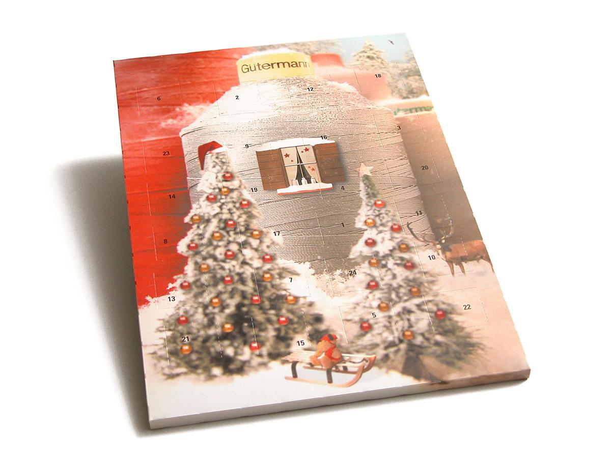 Gütermann Xmas Kalender