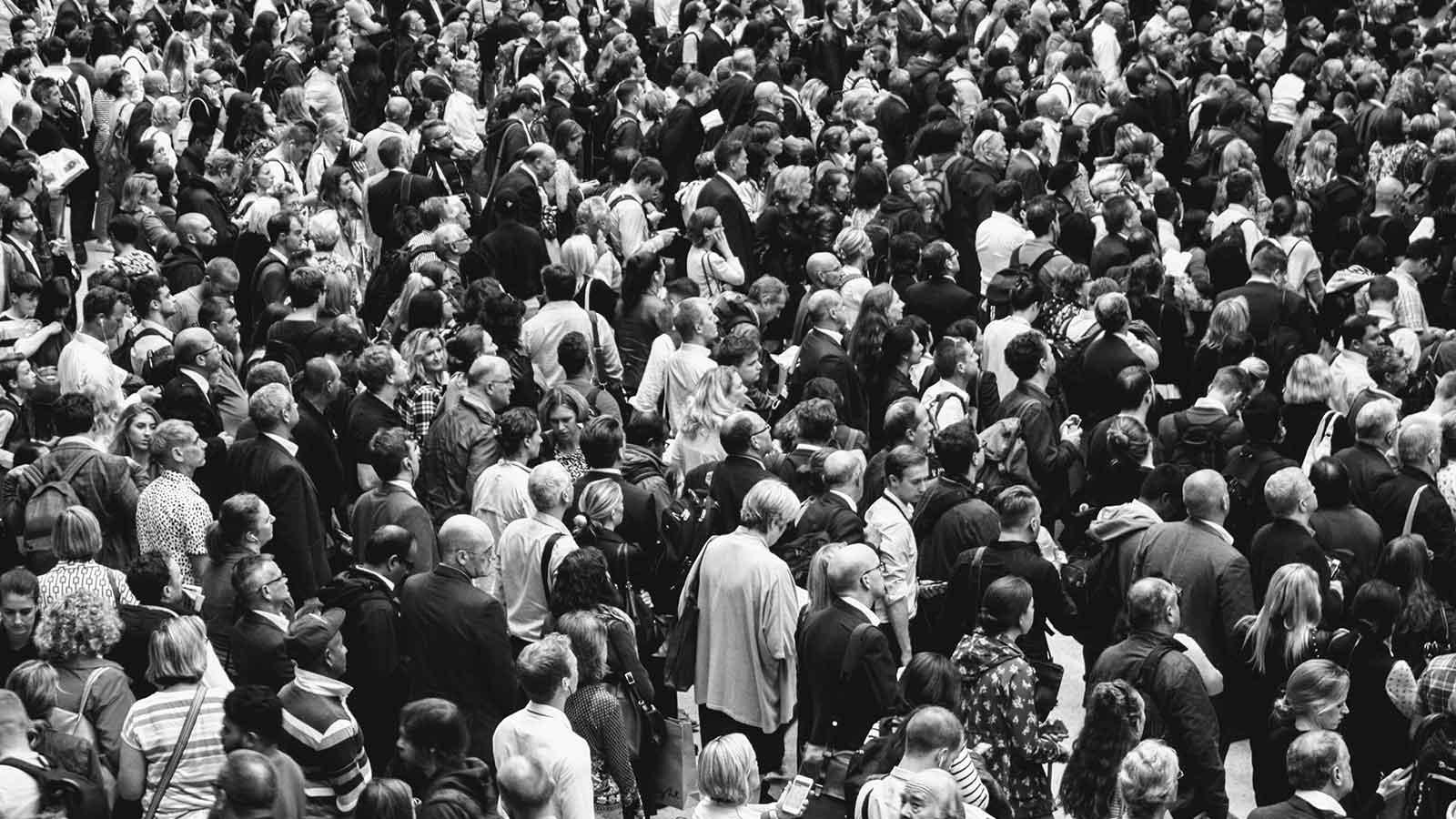 Rhythmus Deiner Stadt – Gesellschaft