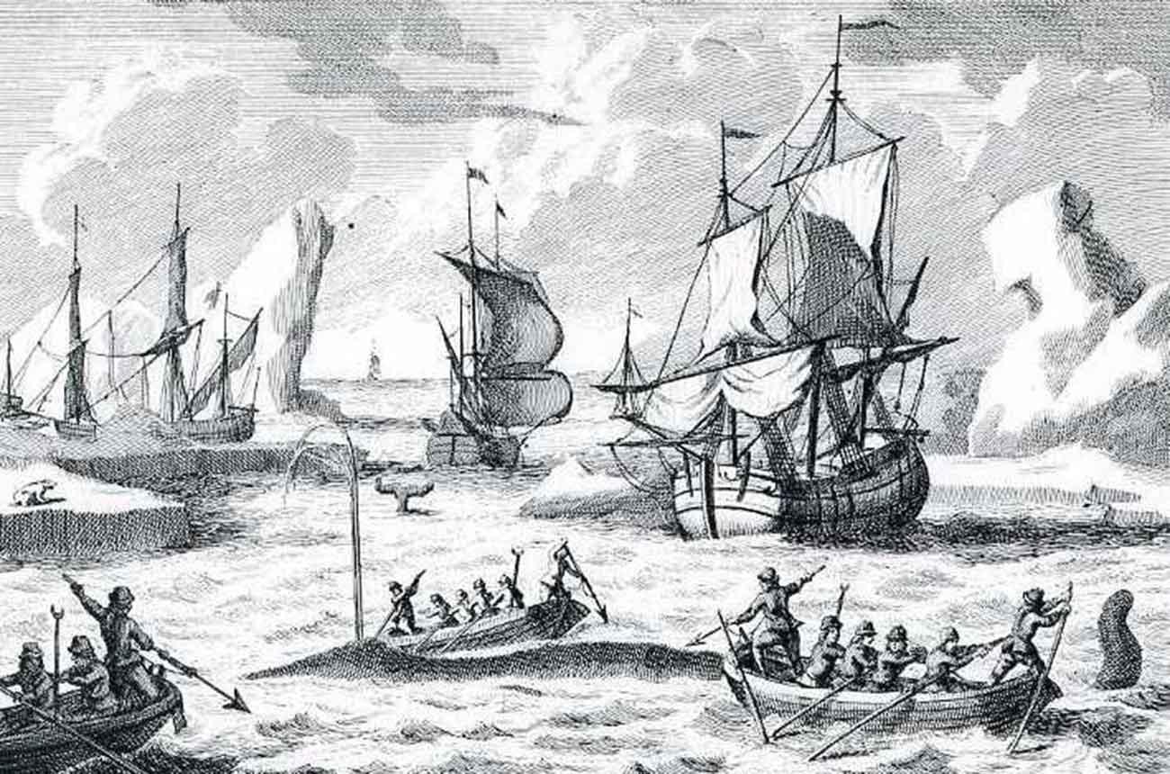 Bild –Walfang im 18  / 19 Jahrhundert –Wikipedia