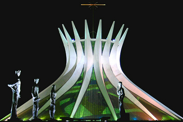 Brasília - Catedral