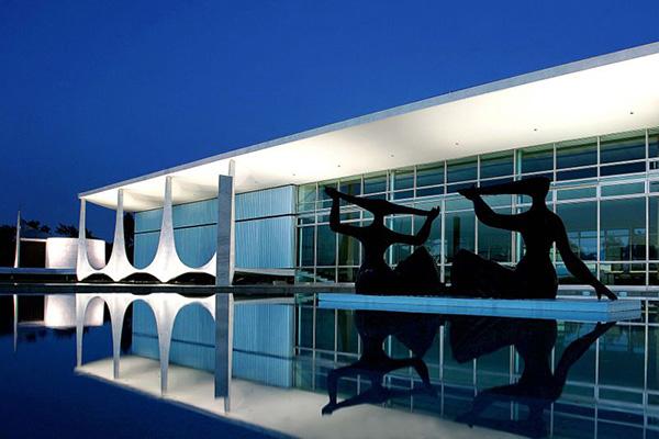 Brasília - Palácio da Alvorada