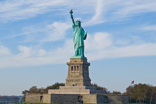 New York - Liberty Statue