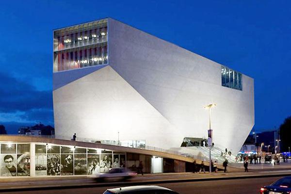 Porto - Casa da Música