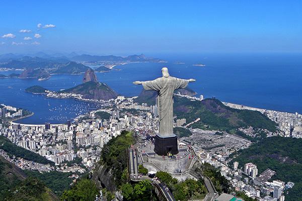 Rio de Janeiro - Corcovado Pão de Açúcar
