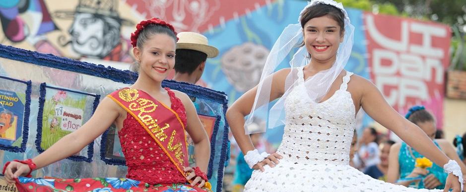 """""""Fuxico Junino"""" apresenta o potencial da dança e da comunidade na quadrilha junina da Associação Vidança"""
