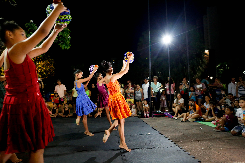 Associação Vidança promove apresentações gratuitas, em Fortaleza