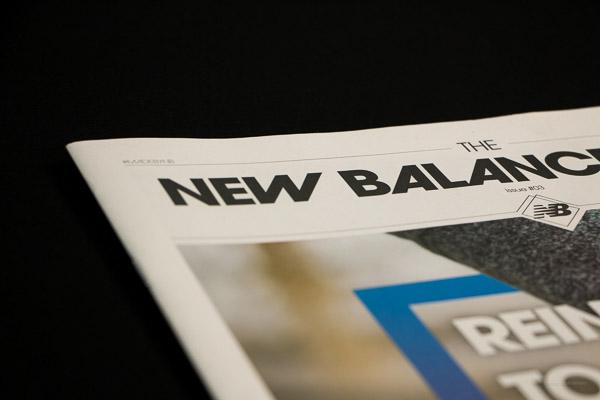 New Balance Newsletter