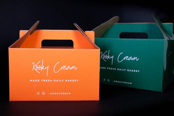 Kooky Cream Bakery Box