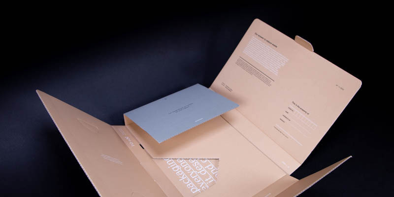 Ana Tomy Book Packaging