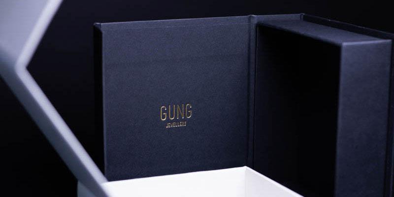 Gung Jewellery Box