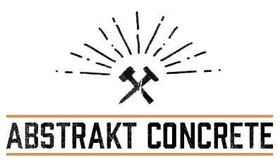 Abstrakt Concrete - nav logo - desktop and ipad