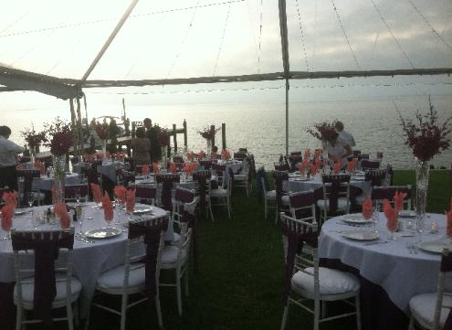 outside event tables