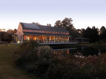 chesapeake bay environmental center