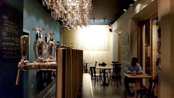 Bar le Dynamo à Bruxelles