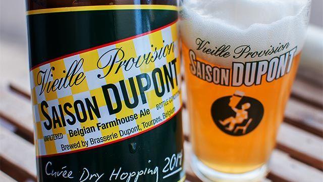 La Saison Dupont de la brasserie belge éponyme