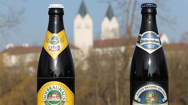 Bières allemandes et décret de pureté, gage de qualité ?