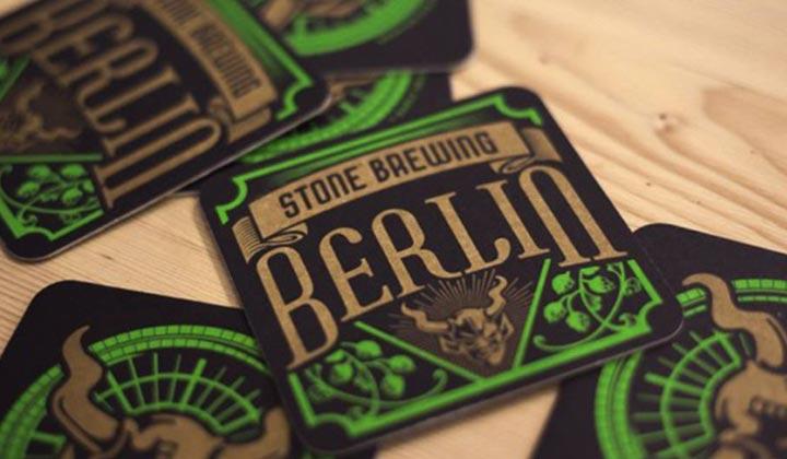 La brasserie américaine Stone à Berlin
