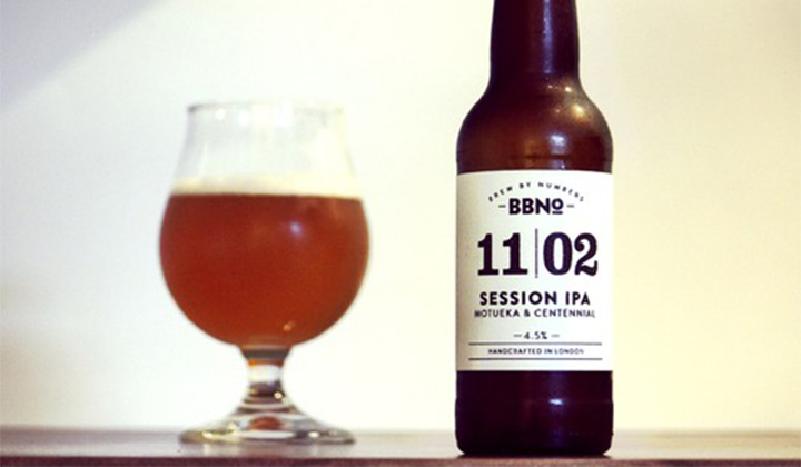 Brew By Numbers a aussi des sessions IPA