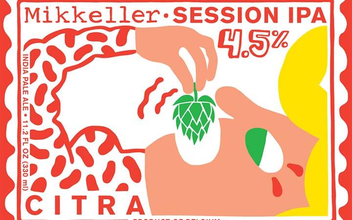 Session IPA de chez Mikkeller