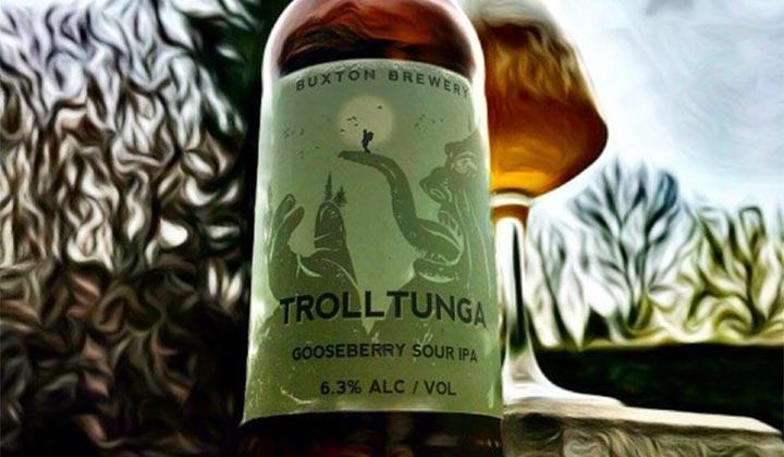 Trolltunga par la brasserie Buxton
