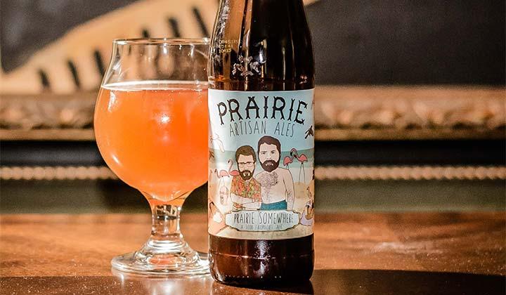 Farmhouse Ale de la brasserie américaine Prairie Artisan Ales