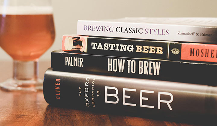 Livres sur la craft beer à offrir pour la fête des mères