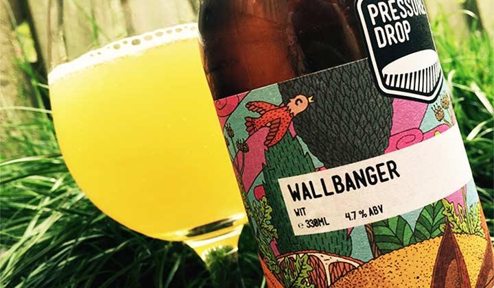 La Witbier Wallbanger dans sa version classique