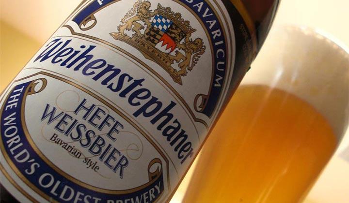 La Weihenstephaner Hefeweissbier, un modèle du style