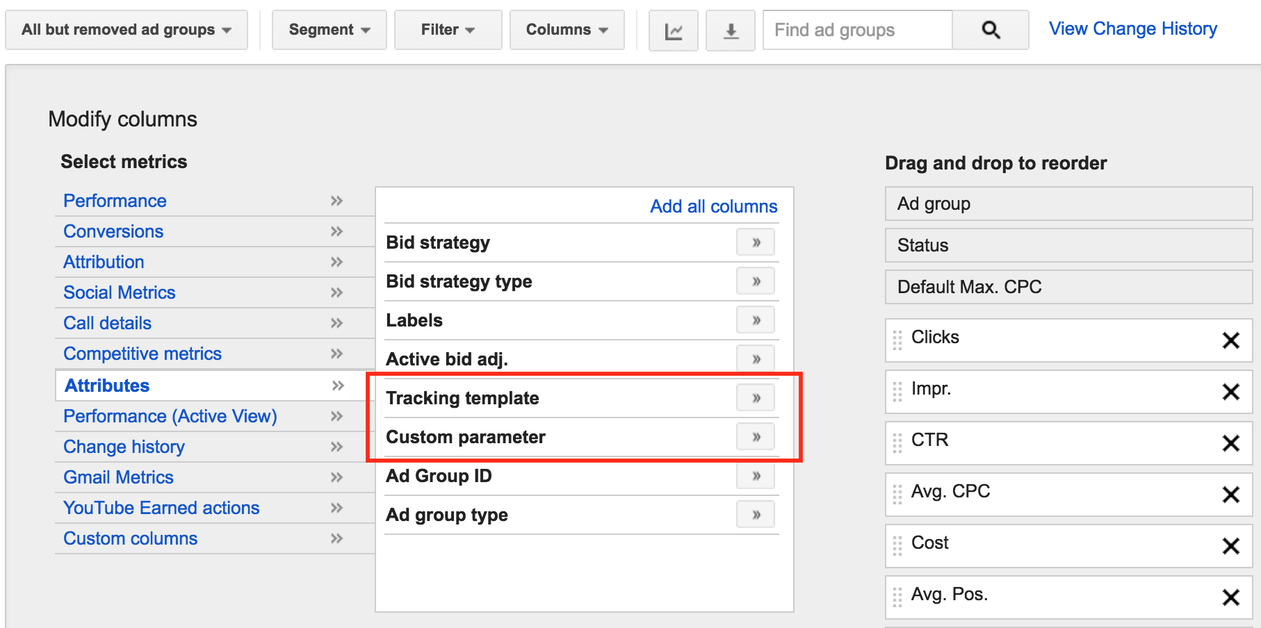 Learn to use AdWords Tracking Templates like a Pro!