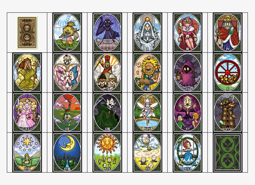 From Diversion to Divination: A Brief History of Tarot Cards