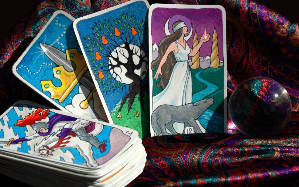 graphic about Printable Tarot Cards With Meanings called Hoopla-Deserving Tarot Decks