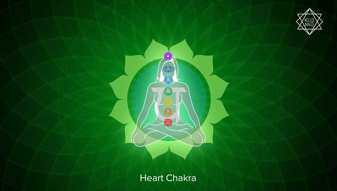 Heart Chakra Illustration