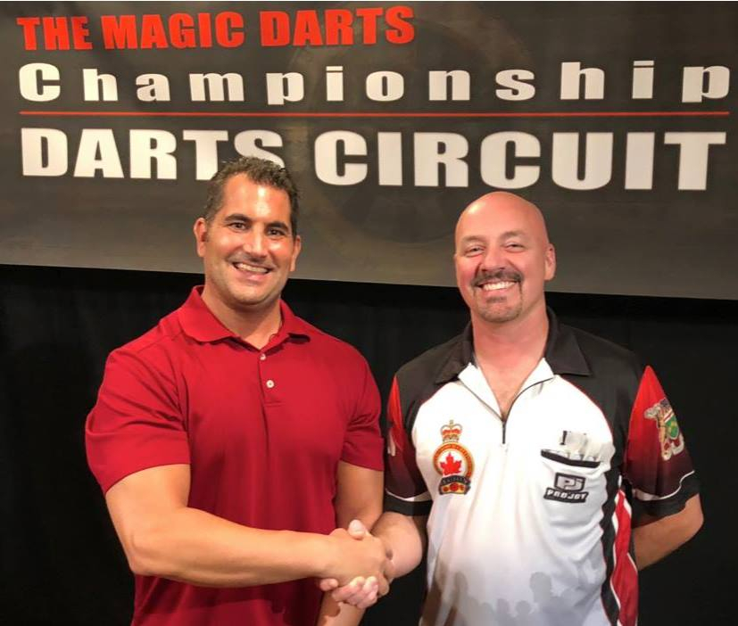 Harrows Darts | PDC Supports CDC North American Circuit