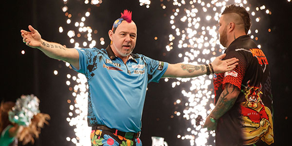Peter Wright, Michael Smith (Steve Welsh, PDC)