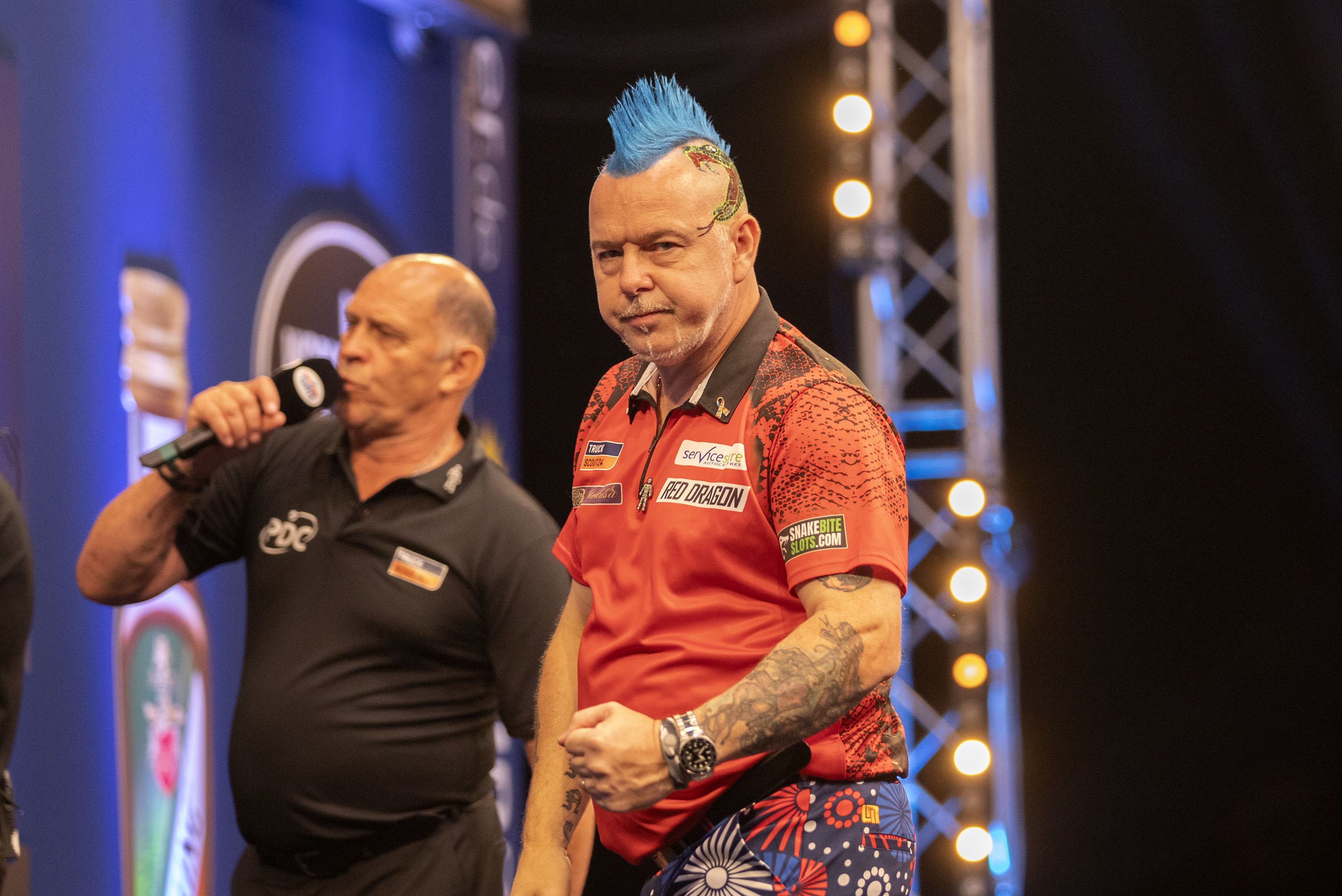 Peter Wright (Kais Bodensieck, PDC)
