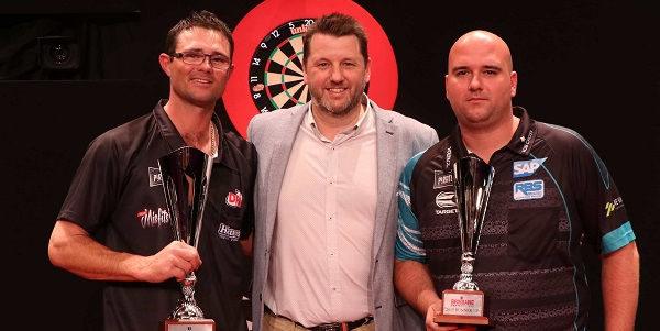 Damon Heta & Rob Cross (PDC)