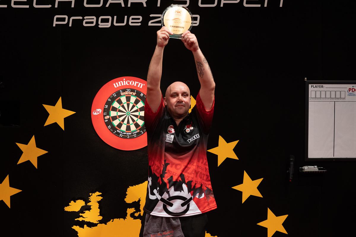 Jamie Hughes (PDC Europe)