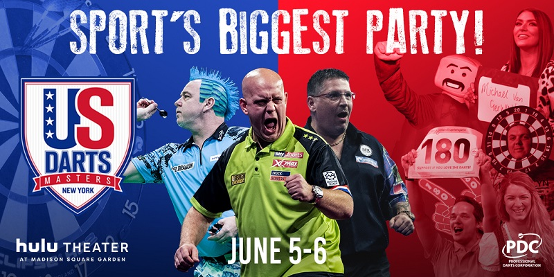 World Series of Darts - New York