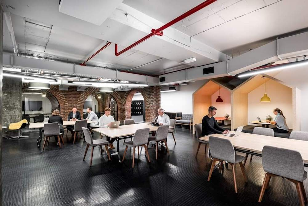 Flux coworking space Perth
