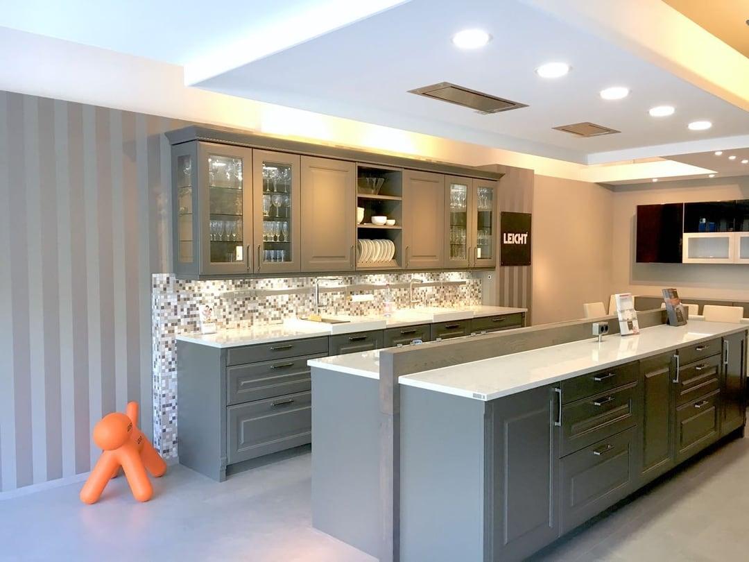 Küchenausstellung von küche und raum axel meyer gmbh