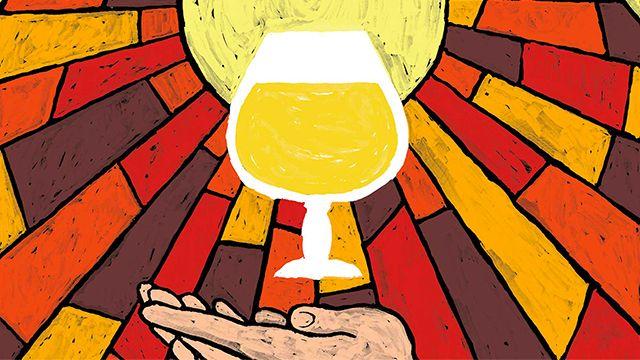 La bière triple, des monastères aux caves à bières
